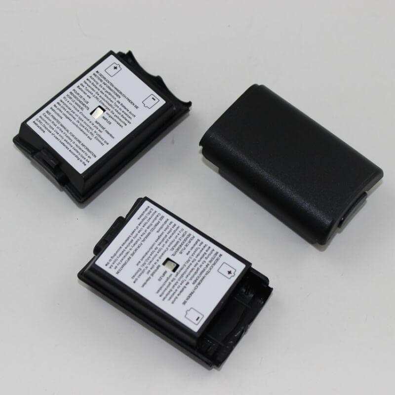 suporte pilhas controle xbox 360 tampa bateria preta preto r 10 12 em mercado livre. Black Bedroom Furniture Sets. Home Design Ideas