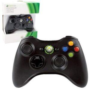 Controle Xbox 360 Sem Fio Wireless Usb Pc Original Microsoft