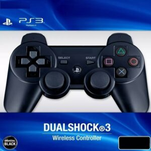Controle Ps3 Sem Fio Dualshock Playstation 3 Wireless Knup