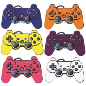 Adesivo Skin Decal Vinil Controle Ps3 Playstation 3 Cores