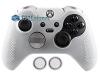 Capa Case Skin Xbox One Controle Elite Branco + Grip Bola