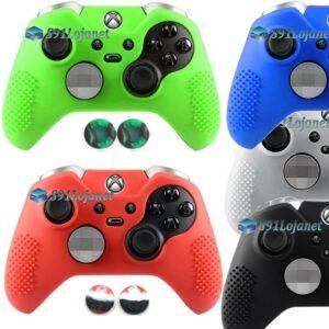 Capa Case Skin Xbox One Controle Elite Cores + Grip Camo