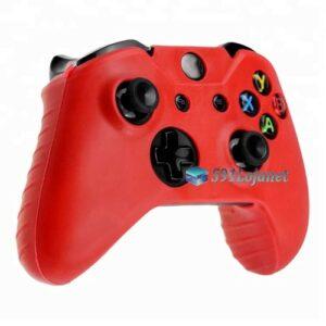 Capa Case Skin Xbox One S Microsoft Coloridas Vermelho