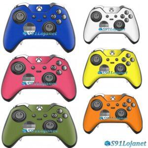 Xbox One Skin Adesivo Pele Cores Controle Elite Original