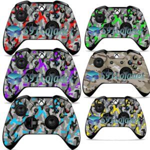 Adesivo Skin Camo Xbox One Controle Original