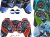 Capa Case Controle Playstation PS3 Camo Várias Cores +Grip
