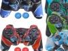 Capa Case Playstation PS3 Camuflado Várias Cores + Grip Color