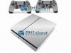 Skin Ps4 Fat Playstation 4 Original Metalico Aluminio