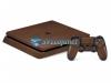 Skin Ps4 Slim Playstation 4 Slim Metálico Onix