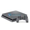 Skin Ps4 Slim Playstation 4 Slim Original Brilho Gloss Cinza