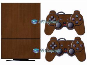 Skin Ps2 Playstation 2 Original Adesivo Metalico Onix