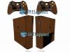 Xbox 360 Super Slim Skin Metálico Onix