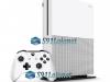 Xbox One S Slim Skin Adesivo Vinil Brilho Branco
