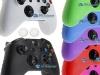 Capa Case Skin Xbox One X Microsoft Coloridas + Grip Cor