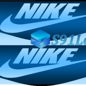 Light Bar Ps4 Skin Decal Adesivo Led Controle Nike D149