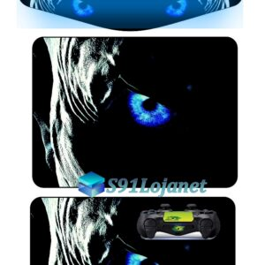 Touch Pad Ps4 Skin Decal Adesivo Controle Game of Thomes 272