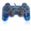 Controle Para Pc Usb 2.0 Azul Com Fio 1,5m Knup Kp-3121