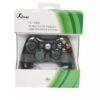 Controle Sem Fio Para Xbox 360 Wireless preto Knup Kp-5122