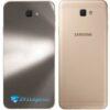 Galaxy J5 Prime Adesivo Skin Traseiro Metal Titânio