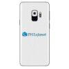 Galaxy S9 Plus Adesivo Skin Carbono Branco