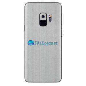 Galaxy S9 Plus Adesivo Skin Metal Aluminio