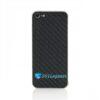 Iphone 5 5c 5s Skin Adesivo Sticker Carbono Preto