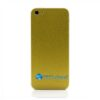 Iphone 5 5c 5s Skin Adesivo Sticker Metal Ouro Gold