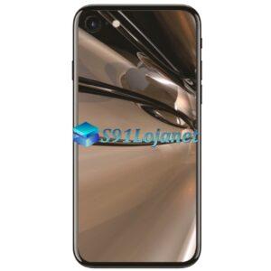 Iphone 8 8plus Skin Adesivo Sticker Metal Cromado