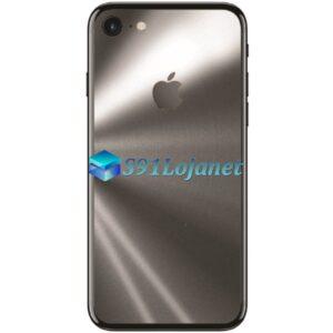 Iphone 8 8plus Skin Adesivo Sticker Metal Titãnio