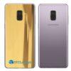 Samsung Galaxy A8 Plus Adesivo Skin Metal Ouro Gold Cromado