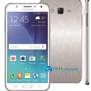 Samsung Galaxy J7 Adesivo Skin Metal Aluminio