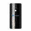 ASUS ZenFone 5 Selfie Pro Adesivo Skin FX Couro Negro