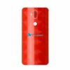 ASUS ZenFone 5 Selfie Pro Adesivo Skin FX Dimension Red