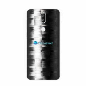 ASUS ZenFone 5 Selfie Pro Adesivo Skin FX Pixel Black