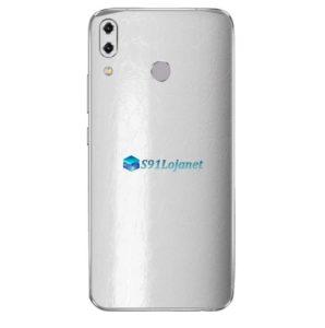 ASUS ZenFone 5 Skin Adesivo FX Couro Branco