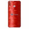 ASUS ZenFone 5Z Skin Adesivo FX Pixel Vermelho