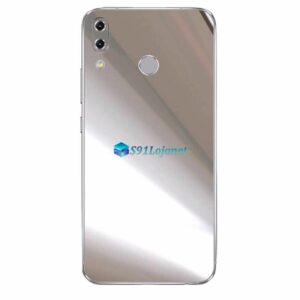 ASUS ZenFone 5Z Skin Adesivo Metal Cromo