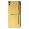 ASUS ZenFone 5Z Skin Adesivo Metal Ouro Gold