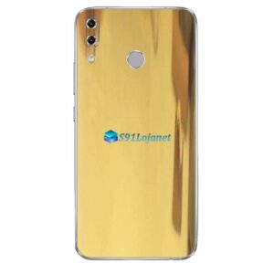 ASUS ZenFone 5 Skin Adesivo Metal Ouro Gold