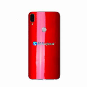 ASUS ZenFone Max (M1) Skin Adesivo Cor Vermelho