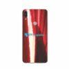 ASUS ZenFone Max (M1) Skin Adesivo Metal Gold Red