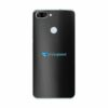 ASUS ZenFone Max Plus (M1) Adesivo Skin FX Deep Black