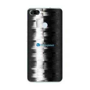 ASUS ZenFone Max Plus (M1) Adesivo Skin FX Pixel Black