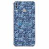 ASUS Zenfone 5 Adesivo Skin Camo Azul Pixel