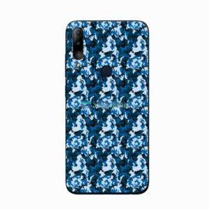 ASUS Zenfone Max Shot Skin Adesivo Película Camo Azul