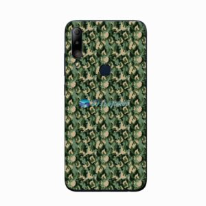 ASUS Zenfone Max Shot Skin Adesivo Película Camo Verde