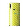 ASUS Zenfone Max Shot Skin Adesivo Película Carbono Amarelo