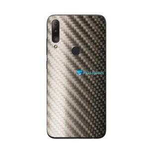 ASUS Zenfone Max Shot Skin Adesivo Película Carbono Cinza