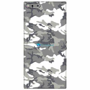 Razer Phone Adesivo Traseiro Skin Película Camo Cinza