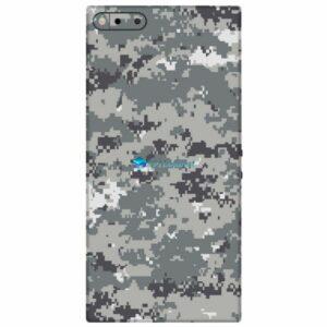 Razer Phone Adesivo Traseiro Skin Película Camo Cinza P